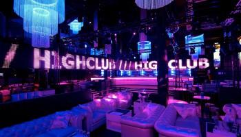 Hight Club Nice discothèque