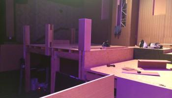 Construction et Aménagement dicothèque